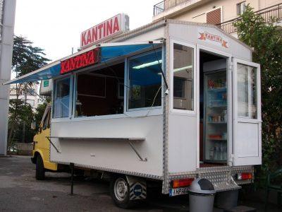 Καντίνα Truck Food