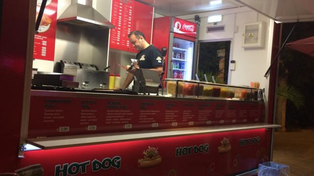 Johnie Hot Dog
